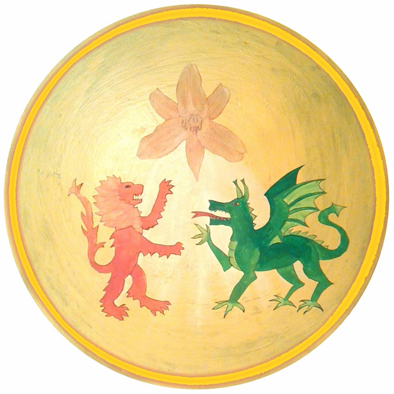 Abra Maja Wappen 10,5 x10,5